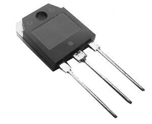 Paire 2SA1105+2SC2580 Transistor TO-3P /'/' GB Compagnie SINCE1983 Nikko /'/'