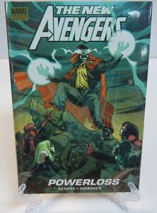 The-New-Avengers-Powerloss-Col-55-56-57-58-59-60-Marvel-HC-Hard-Cover-New-Sealed