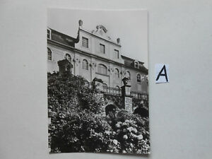 Carte Postale Vue Carte Saxe. Château Neschwitz-s Neschwitz Fr-fr Afficher Le Titre D'origine