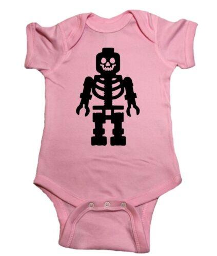 "Lego Baby One Piece /""Skeleton/"" Bodysuit"