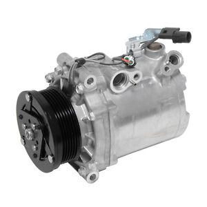 New-AC-A-C-Compressor-Fits-2008-2009-2010-Mitsubishi-Lancer-L4-2-0L-Non-Turbo