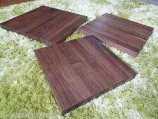 Tischplatte Platte Nussbaum Massiv Holz NEU Tisch Leimholz au. auf Maß !!!