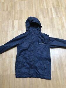 Details zu 2 Regatta Jacken: dünne Sommerregenjacke und Softshelljacke Junge 110126