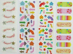 You Choose Mrs Grossman Sticker Strips Misc Themes