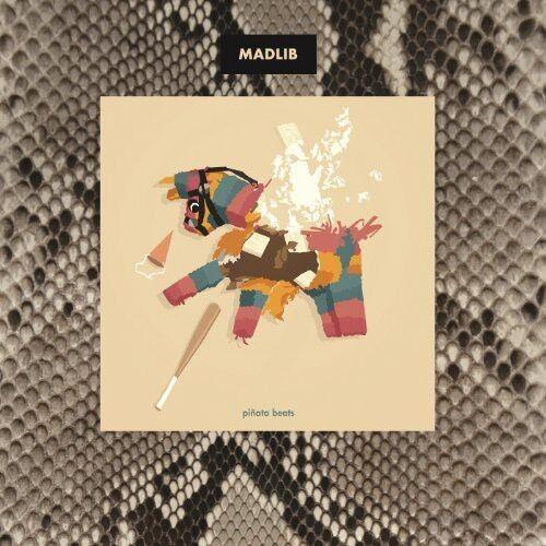 Madlib - Pinata Beats [New Vinyl LP]
