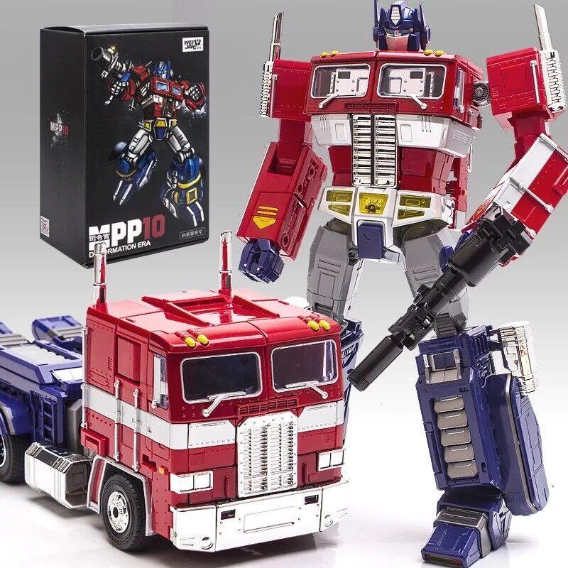 Transformatoren optimus prime mpp10 wei jiang überdimensionalen g1 action - figur