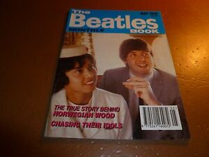 THE-BEATLES-BOOK-MONTHLY-Magazine-No-265-May-1998