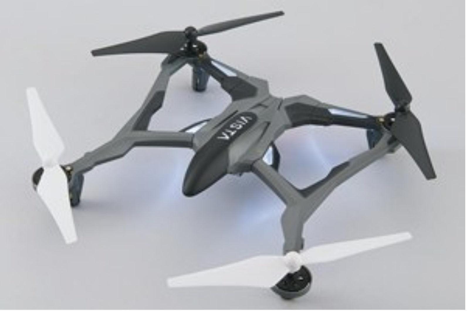 Dromida vista vista vista risulteo BIANCO quadkopter dide 03ww 1db154