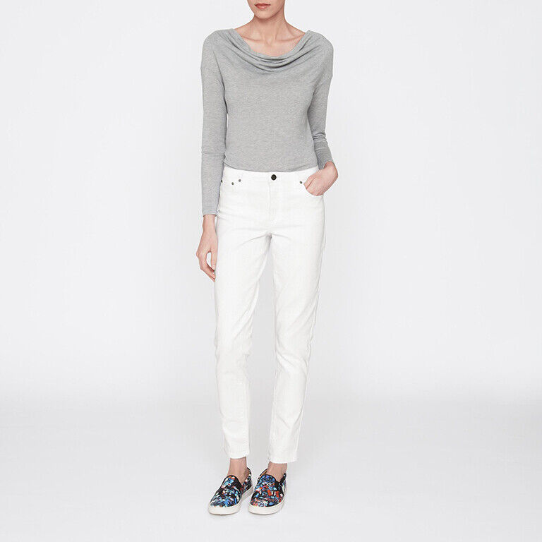 L.K. Bennett Wils blancoo  Skinny Denim Pantalones Jeans Talla 2 Nuevo con etiquetas 225 blancoo  mejor opcion
