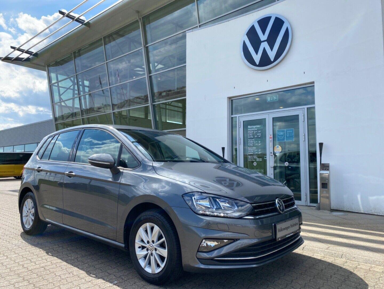 VW Golf Sportsvan 1,5 TSi 130 Comfortline DSG 5d - 244.900 kr.