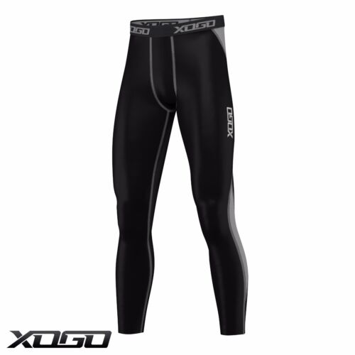 Leggings set New Mens Compression Armour Base layer Top Skin Fit Shirt