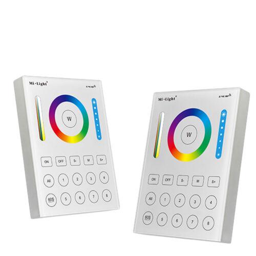 MiLight 50 Watt LED Scheinwerfer Fluter Weiß RGB+CCT 2700K-6500K WLAN  IP65 2.4g