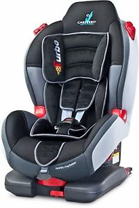 kindersitz kinder autositz sport turbofix isofix 9 18 25 kg i ii gruppe caretero ebay. Black Bedroom Furniture Sets. Home Design Ideas