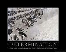 Harley Davidson Motorcycle Racing Motivational Poster Art Helmets Jacket MVP18