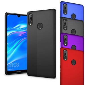 For-Huawei-Y7-Prime-Pro-2019-Case-Ultra-Slim-Hard-Case-Thin-Hybrid-Cover