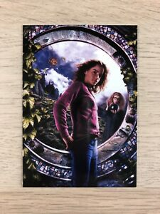 From the films of Harry Potter SAGA trading cards Panini 2019 single card #C7