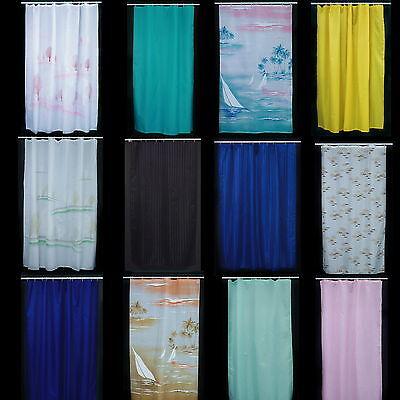 Duschvorhang Textil von RIDDER ! Markenware! 1A Qualität NEU&OVP! OHNE RINGE !