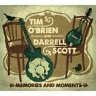 Memories & Moments von Darrell Scott,Tim OBrien (2013)