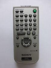 SONY DVD REMOTE CONTROL RMT-D114A for DVPF5 DVPFX1 DVPFX5