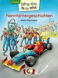Rennfahrergeschichten Von Wiechmann Heike Buch Zustand Gut Ebay