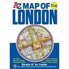 Map of London by Geographers' A-Z Map Company (Sheet map, folded, 2013)