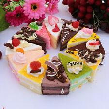 Simulation Cake Model Multi Color Cake Kids Funny Toys Faux Cute Gift 1pc