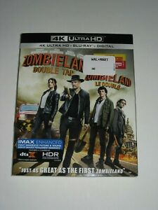 Zombieland-Double-Tap-4K-Ultra-HD-slip-cover-only-No-Disc-No-Blu-Ray