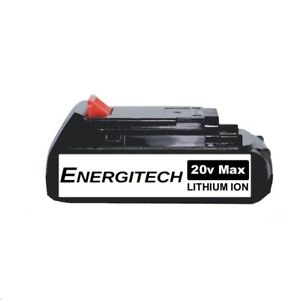 Replacement-Craftsman-20-Volt-Lithium-Ion-Battery-20v-MAX-Bolt-On-Part-900-1648