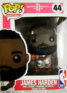 housten Rockets white Jersey 2019 Neuer Stil Nba James Harden - Funko Pop!