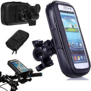 Bicicleta-Motor-Mango-Bar-Bike-Soporte-Impermeable-Lluvia-Cubierta-Estuche-Para-Telefono-Movil
