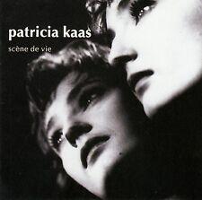 PATRICIA KAAS : SCENE DE VIE / CD (CBS RECORDS 466746 2)
