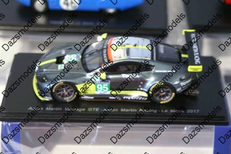 online barato Spark Aston Aston Aston Martin Vantage GTE Le Mans 2017 1 43 Resina S5835  Tu satisfacción es nuestro objetivo