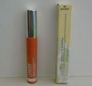 CLINIQUE-Vitamin-C-Lip-Smoothie-20-guava-good-Brand-New-in-Box