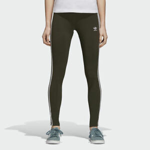 khaki leggings adidas