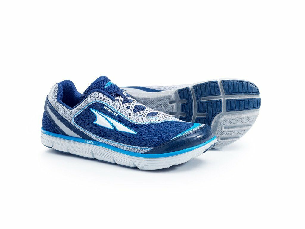 Altra Instinct 3.5 bluee Silver Red White Cyber Yellow Black Silver Running shoes