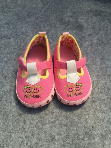 NEW Baby Girl Pre-walkers Pram Shoes Size 6-12 months *assorted* SALE