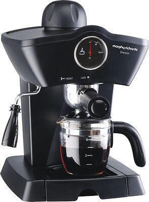 Morphy Richards Fresco 4 Cups Coffee Maker