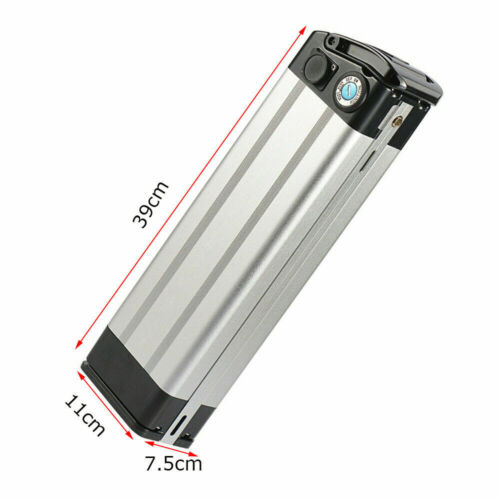48V 12Ah Electric Bicycle Battery Pack 350W 2 Pongs Bike Lithium Charger Cradle