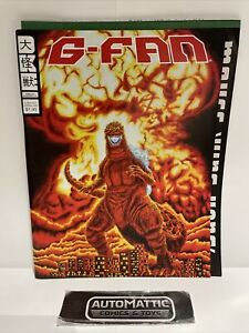G Fan Spring 2020 issue Godzilla Kaiju Gojira US Import Daikaiju MONSTERVERSE