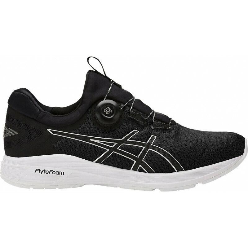 Mens Asics Dynamis Mens Training shoes - Black