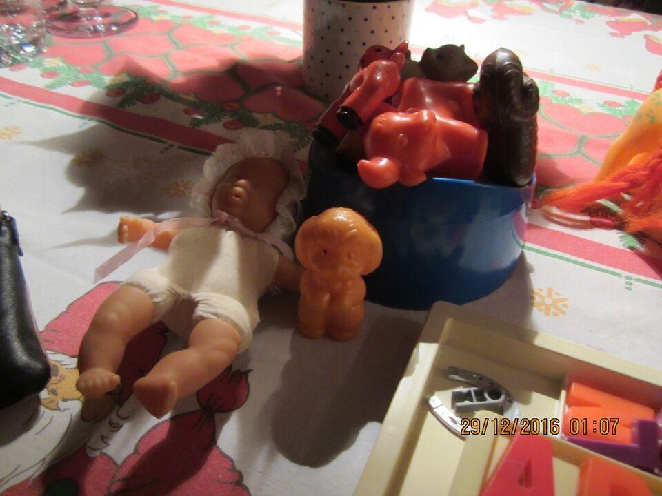 Blandet legetøj, Duplo, My Little Pony ,Pixi Bøger