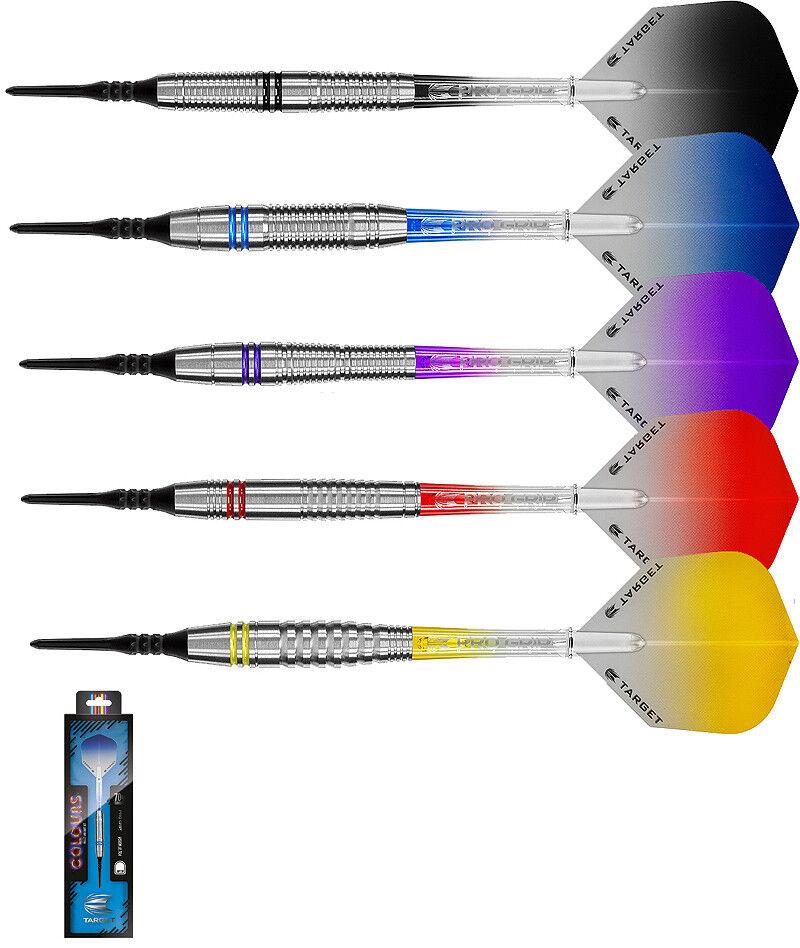 Darts TARGET Colours II Softdarts - Dart Set