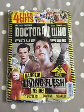 Dr Doctor Who Adventures Magazine Issue 219 - Brand New In Bag - Free Postage