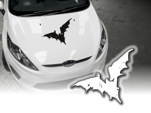 Auto Aufkleber Fledermausaufkleber Fledermaus Sticker 25cm JDM OEM Decals