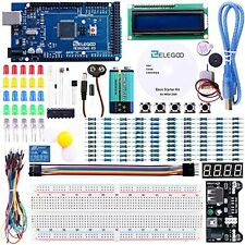 Elegoo Mega 2560 R3 Project Starter Kit For Arduino Mega2560 UNO R3 Mega328 -