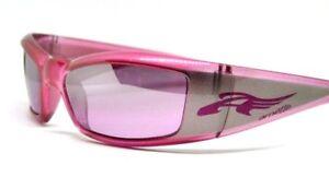 BRAND-NEW-Authentic-Arnette-Rage-4025-235-7A-Pink-Pink-Sunglasses-Unworn