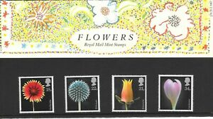 1987-GB-039-Flowers-039-Royal-Mail-Stamps-Presentation-Pack-No-178