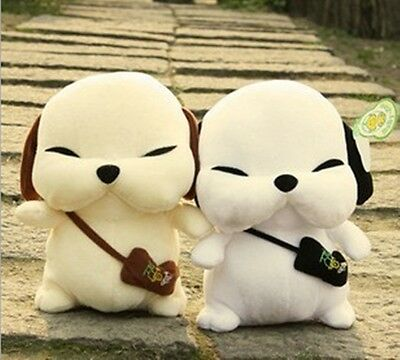 New Korean couple dogs 1 Pair Stray dogs rogue dogs Plush Doll Soft Toy