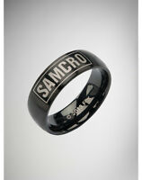 Bague Officielle Sons Of Anarchy Samcro Taille 8, 9, 10, 11, 12