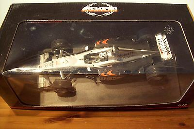 1/18 Mclaren Mp4/15 Mercedes David Coulthard 2000-mostra Il Titolo Originale